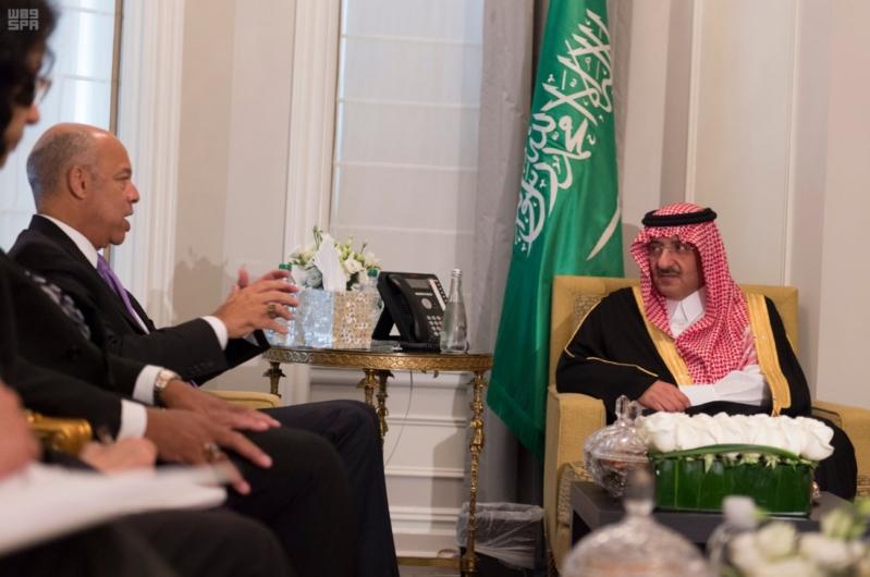 -العهد-يلتقي-وزير-الأمن-الداخلي-الأمريكي2