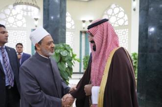 بيان تفصيلي من الأزهر بشأن لقاء ولي العهد والإمام الطيب - المواطن