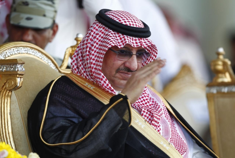 محمد بن نايف ولي العهد