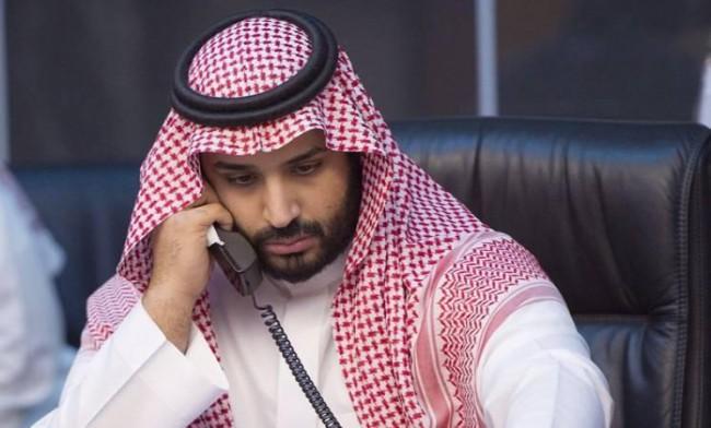 ولي ولي العهد - اتصال - تليفون
