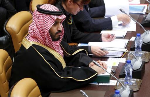 ولي ولي العهد- اجتماع وزراء الدفاع
