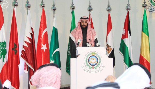 ولي ولي العهد - التحالف