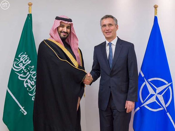 ولي ولي العهد - حلف الناتو 1