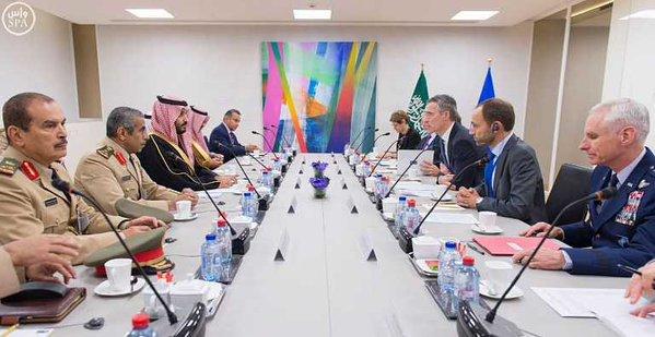 ولي ولي العهد - حلف الناتو