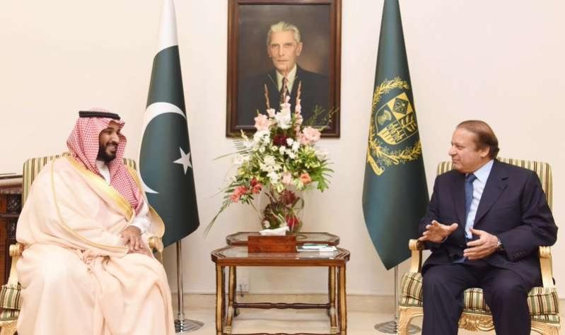 ولي ولي العهد في باكستان
