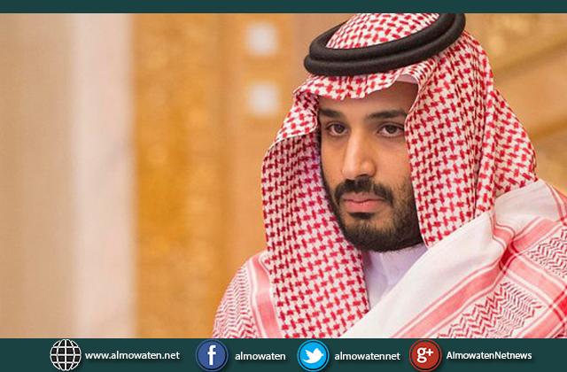 ولي ولي العهد -محمد بن سلمان