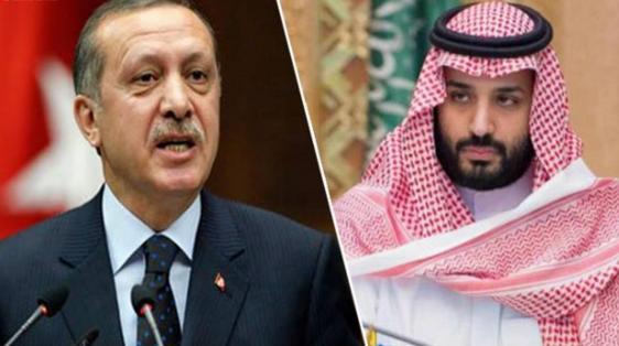 ولي ولي العهد والرئيس التركي