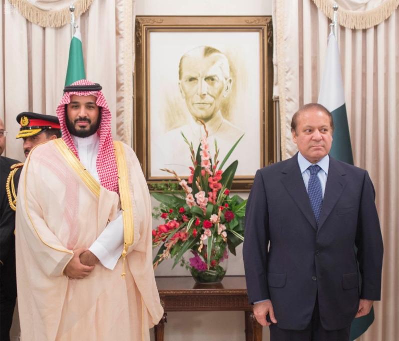 ولي ولي العهد ونوتز شريف في باكستان (1)