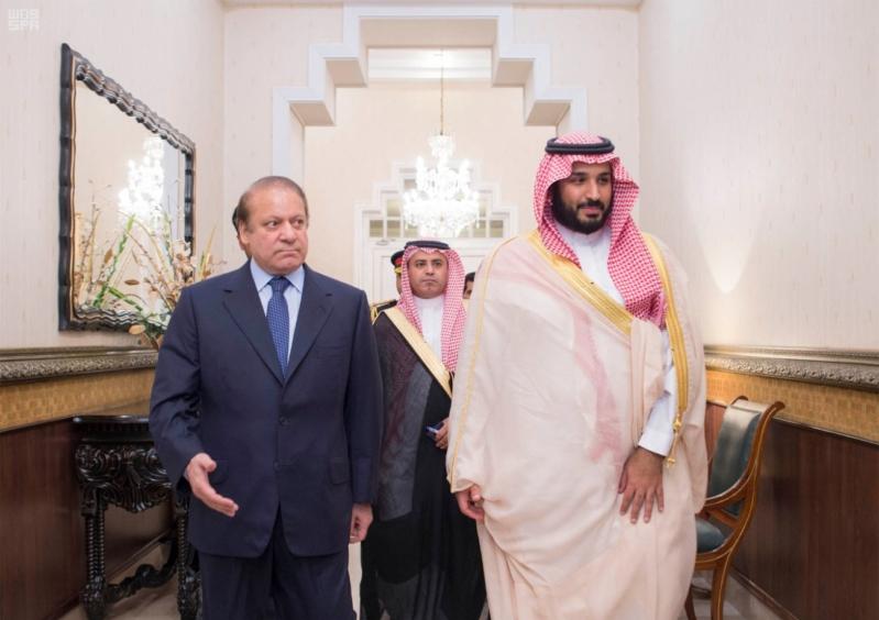 ولي ولي العهد ونوتز شريف في باكستان  (3)