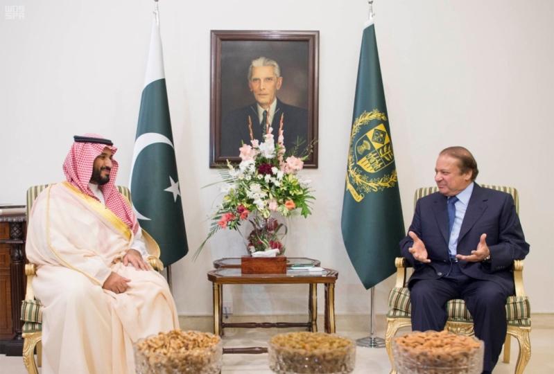 ولي ولي العهد ونوتز شريف في باكستان (4)