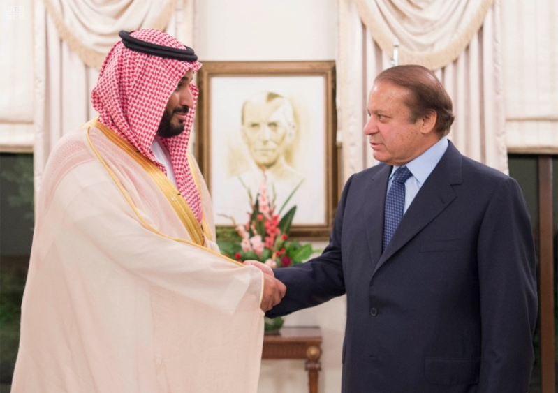 ولي ولي العهد ونوتز شريف في باكستان (5)