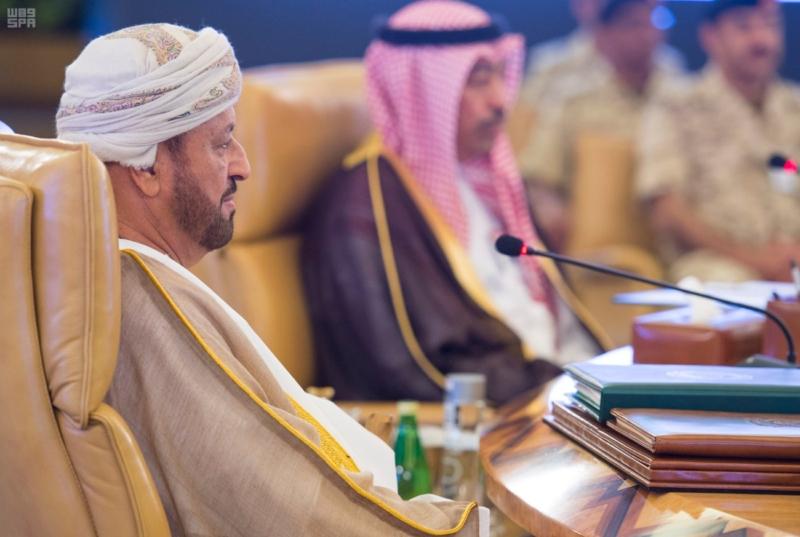 ولي ولي العهد يؤكد أهمية دفع مسيرة عمل دول الخليج في المجال العسكري والدفاعي في ظل التحديات التي تواجهها6