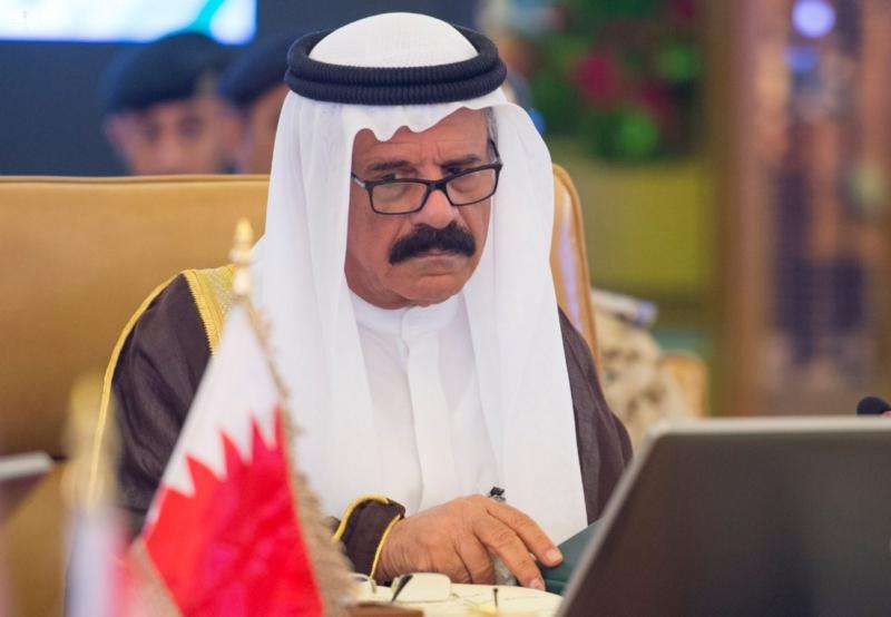 ولي ولي العهد يؤكد أهمية دفع مسيرة عمل دول الخليج في المجال العسكري والدفاعي في ظل التحديات التي تواجهها7