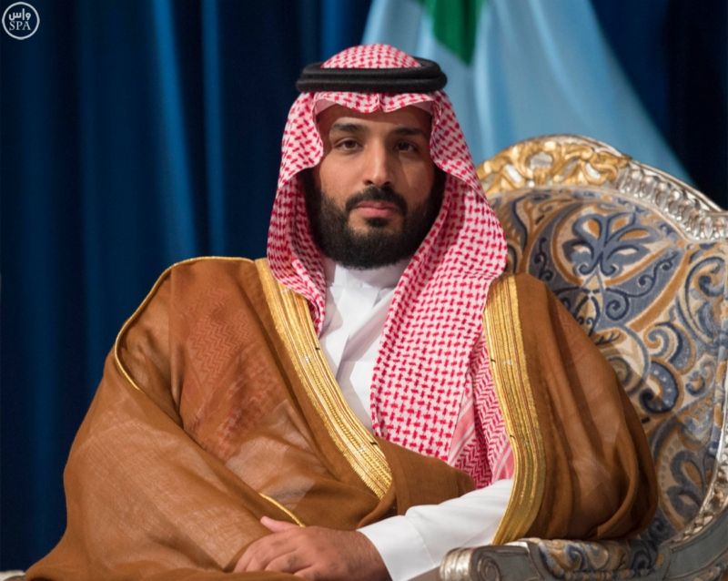 ولي ولي العهد يرعى حفل تخريج كلية الملك فيصل3