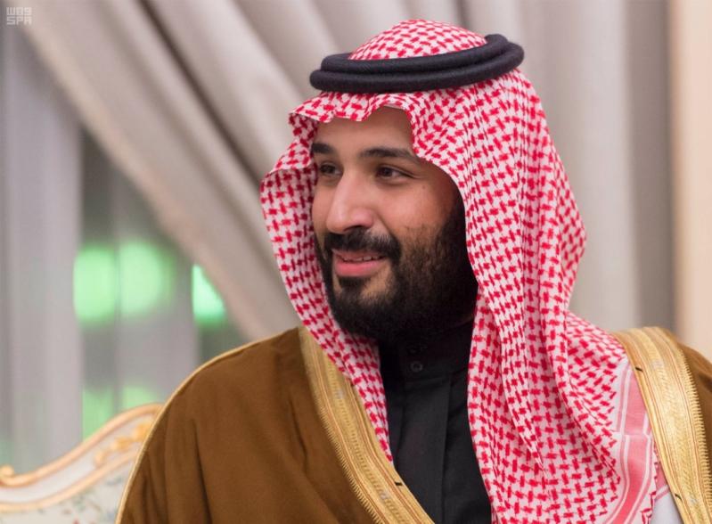 ولي ولي العهد يلتقي رئيس الشيشان (2)