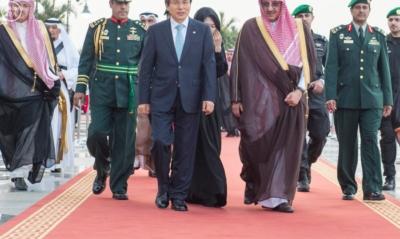 #ولي_العهد يستقبل رئيس وزراء كوريا الجنوبية في #جدة3