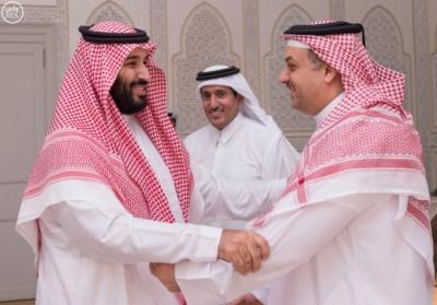 ولي_ولي_العهد وأمير قطر يبحثان العلاقات الأخوية وتطورات المنطقة (164072166) 