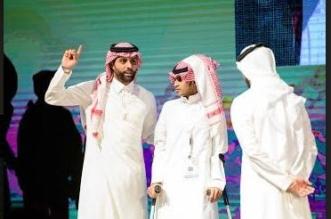 بالصور.. ياسر القحطاني ينقل بطولات المرابطين لضيوف حكايا مسك2 - المواطن
