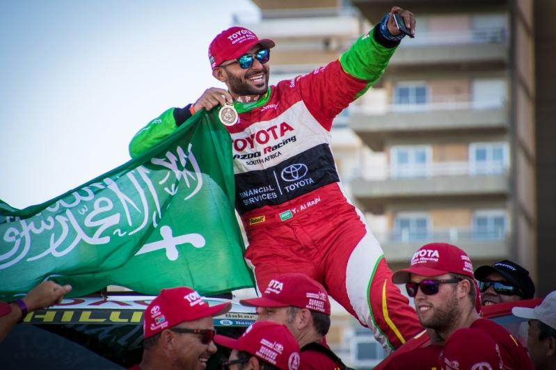 يزيد الراجحي يحقق افضل انجاز سعودي في رالي داكار (4)