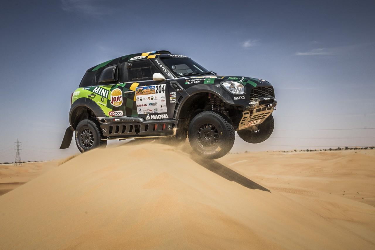 يزيد الراجحي ينتزع وصافة العالم في تحدي الصحراء بابو ظبي (6)