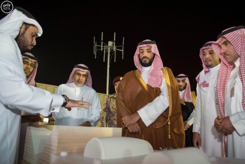 يطلع على مشروع سعودي لتصميم وإنتاج طائرة بدون طيار2