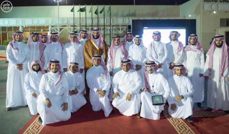 يطلع على مشروع سعودي لتصميم وإنتاج طائرة بدون طيار4
