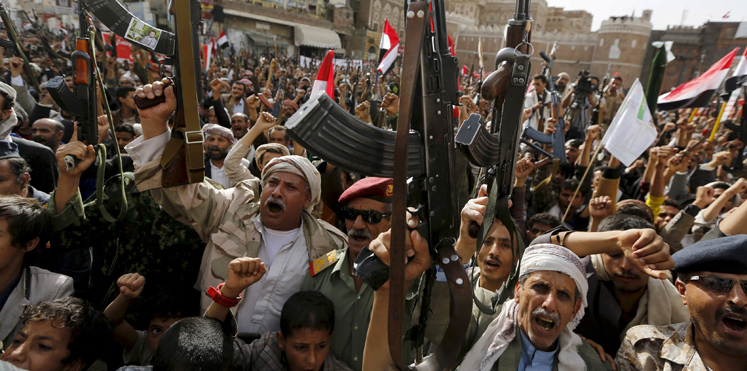 يمنيون يثمنون مواقف المملكة ودعمها لـ #مفاوضات_الكويت