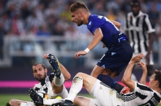 بالفيديو.. يوفنتوس يسقط أمام لاتسيو في الدوري الإيطالي - المواطن