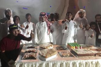 """35 من أبناء """"تربية"""" الرياض يشاركون بفعاليات يوم اليتيم العالمي - المواطن"""