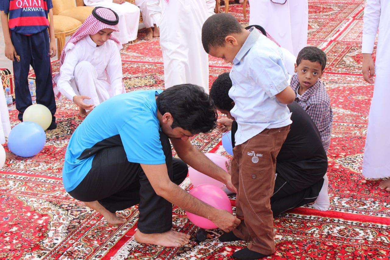 يوم ترفيهي جمعية انسان بوادي الدواسر (4)