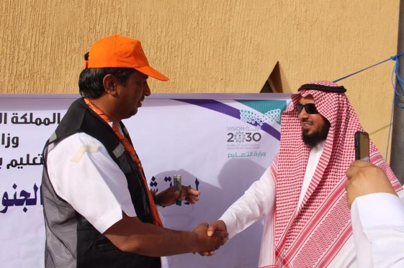 300 كشاف يشاركون في افتتاح منافسات رسل السلام بالرس - المواطن
