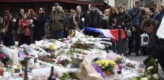 بالصور.. أوروبا تقف دقيقة صمت على أرواح ضحايا هجمات باريس (1)