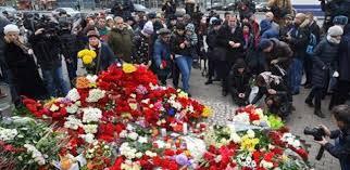 بالصور.. أوروبا تقف دقيقة صمت على أرواح ضحايا هجمات باريس (2)