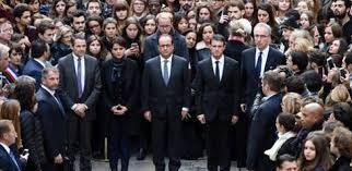 بالصور.. أوروبا تقف دقيقة صمت على أرواح ضحايا هجمات باريس (3)