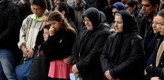 بالصور.. أوروبا تقف دقيقة صمت على أرواح ضحايا هجمات باريس (4)