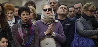 بالصور.. أوروبا تقف دقيقة صمت على أرواح ضحايا هجمات باريس (5)