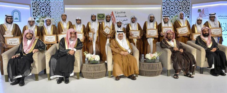  ال رايزة يحصد المركز الثالث في مسابقة خادم الحرمين لحفظ القران الكريم (2)