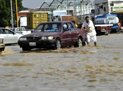  وسائل إعلام أجنبية تتحدث عن #أمطار_السعودية (6)