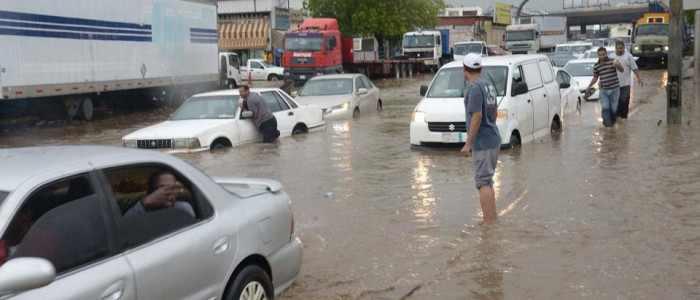  وسائل إعلام أجنبية تتحدث عن #أمطار_السعودية (7)