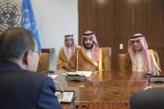#محمد_بن_سلمان يُحَافِظ على مكانة السعودية على طاولة #الأمم_المتحدة - المواطن