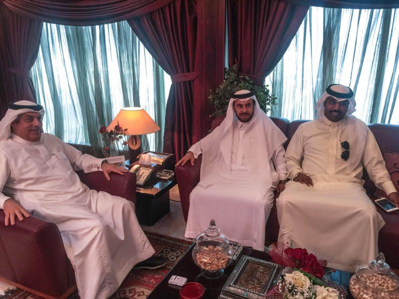 عضو شرف هجر رجل الأعمال باسم الغدير يقدم دعماً مالياً للنادي 1