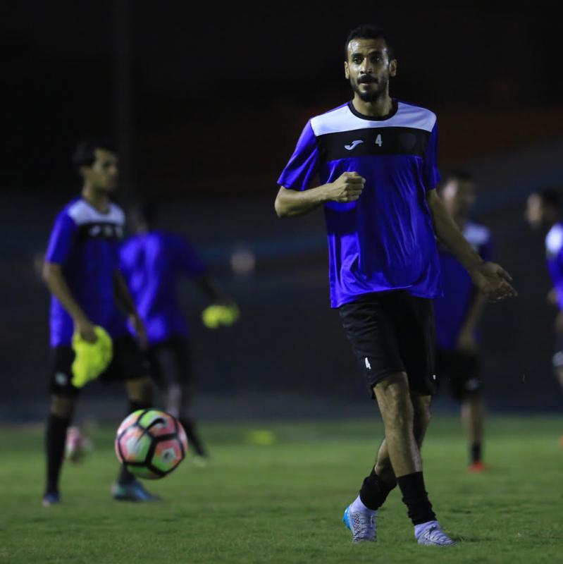 هجر يجري مرانه الرئيسي استعداداً لمباراة ضمك في كأس ولي العهد 1