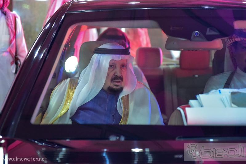 الامير عبدالرحمن يغادر المستشفى (1)