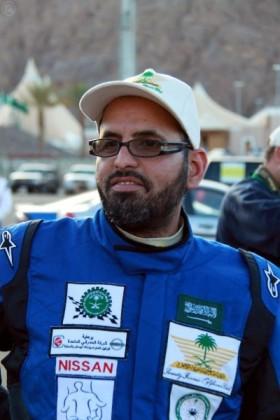 السعودي إبراهيم المهنا1
