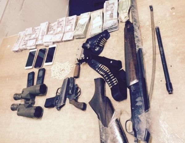ضبط-اسلحة-ومخدرات-بمكة