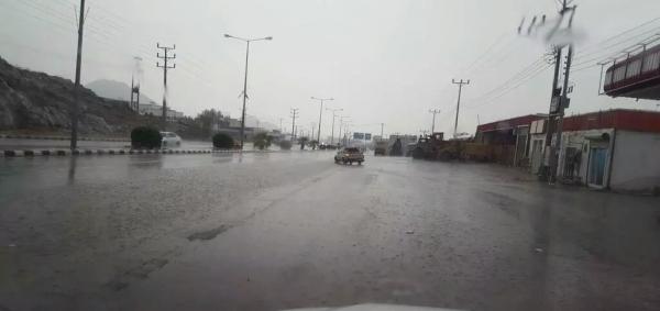 أمطار أضم تقطع شبكتي الكهرباء والاتصالات لثلاث ساعات - المواطن