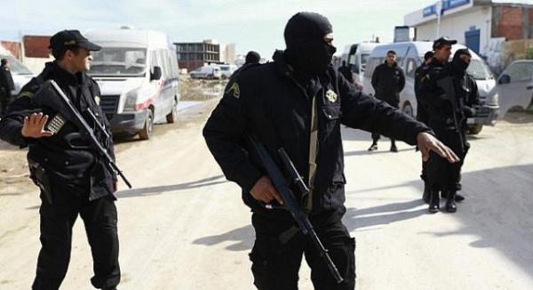 تونس-اطلاق-نار