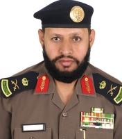 المتحدث الإعلامي للدفاع المدنيبنجران المقدم علي بن عمير آل جرمان الشهراني