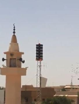 فيديو يوثق صافرات الإنذار عند أقرب نقطة