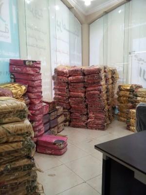 توزيع أكثر من 15 ألف بطانية على أسر المملكة المحتاجة - المواطن